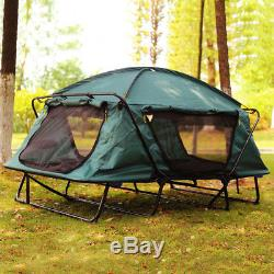 2 4 Person Man Family Tent Camping Backpacking Hiking Traveling Fishing Shelter