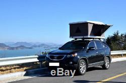 2 Man Hard Shell Roof Tent Easy Set Up Camping Canopy For Mercedes ML 1998-2005