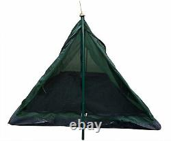 2 Person Backpack Tent Lightweight Stansport Scout Camping Survival Gear Two Man