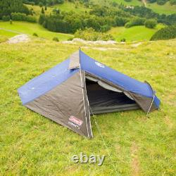 2 Person Tent Coleman Cobra 2 Backpacking Weekend Camping 2 Man Tent 2.8Kg