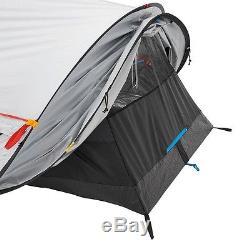 2016 Quechua Tent Camping Pop Up 2 Seconds Easy Fresh III, 3 Man NEW