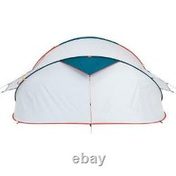 3 Man Person Fresh Black XL Pop-Up Waterproof Outdoors Camping Tent Shelter