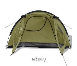 3 Man Tent Waterproof Camping Festival Outdoor Fishing Hiking Shelter Beach Room