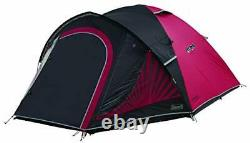 3 man Festival Camping tent with BlackOut Bedroom