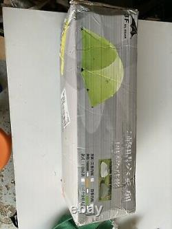 3F UL GEAR 3 Person Large Camping Tent 3 Man Family Kamp Tents MSRP 292$