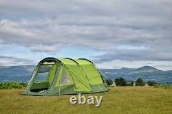 4 Berth Tent 4 Man Quick Erect Tent Festival Tent Camping Tent Easy Family Tent