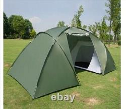 4 Man Four Person Family Dome Tent Camping Shelter Car Bush Waterproof Touring