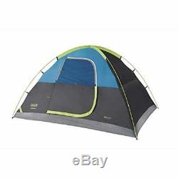 4 Man Tent Coleman Four Person Camping Kit Cabin Best Sundome 4person Easy Dome
