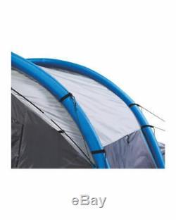 4 man inflatable camping Family tent Four Berth Adventuridge