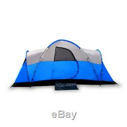 6 man domed tent Outdoor Sports Camping & Jiking Canopies Shelters