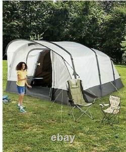 Adventuridge 6 Man Air Tent + Pump and Carry Bag FREE POSTAGE