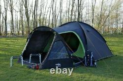 Apollo 500 Dome Tent 5 Man Tent Camping, Waterproof