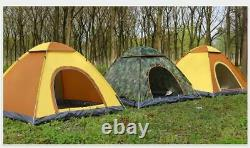Automatic Tent Outdoor Family Camping Easy Open Camp Ultralight Instant Shade