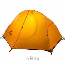 Azarxis 1 2 Man Person 3 Season Tent for Camping Backpacking Hiking Easy Set