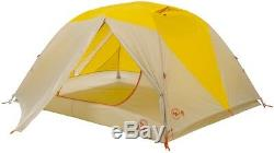 Big Agnes Tumble 3 MtnGLO Camping & Backpacking Tent 3 Man YellowithGrey