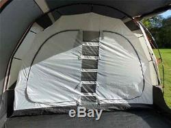 Black Friday 8 Berth Tent Family Camping Eight Man Tent OLPRO Wichenford 2.0