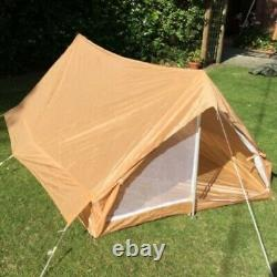Brand New French Military Desert 2 Man Tent Army Camping Bushcraft Shelter
