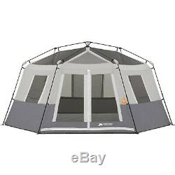 Cabin Tents for Camping Kids Adult Big Best 8 Man Go Instant Easy Bundle 80 Inch