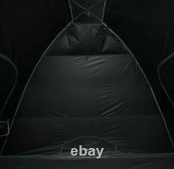 Camp Valley Core 6 Man / Person Blockout Dome Tent Black Out Dark Room Camping