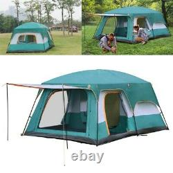 Camping Tent Automatic 5-8 Man Person Family Tent Camping Festival Shelter Beach