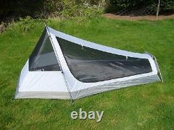 Camping Tent Bundle Lightweight 1 Man Tent, Sleeping Bag, Survival Bag, Torch