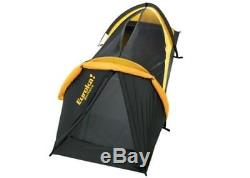 Camping Tent For One Person Outdoor lightweight multi seasonal heavy duty NEW