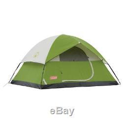 Camping Tents Equipment Supplies Gear Big 6 Man Person Dome Tent Coleman Tents