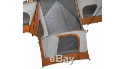 Camping Tents Outdooor Camping Gear Ozark 4 Man Family Tent