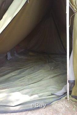 Canadian Military 4-Man / 2-Man RECCE Tent Surplus Camping
