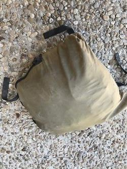 Catoma 1 one Person / man Tactical Tent with rain cover, USMC, camping
