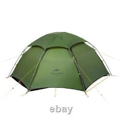 Cloud Peak 4 Season 2 Men Outdoor tent Backpacking ultralight Camping Hiking