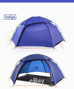 Cloud Peak Tent Compact Ultralight Two Man Camping Hiking Outdoor Accessories