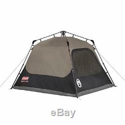 Cole man 4-Person Cabin Tent with Instant Setup Cabin Tent for Camping Sets Up