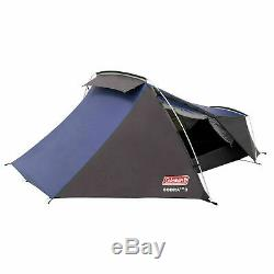 Coleman Cobra Tent 3 Man Person Tent Lightweight Backpacking Camping New