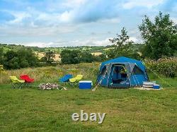 Coleman OctaGo 3 Man Tent Ideal for Camping in the Garden Waterproof