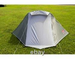 Coleman Tent Bedrock 2, Ultra-Light 2 Man Hiking Tent, also Ideal for Camping in