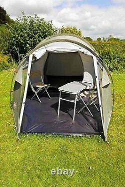Coleman Tent Coastline 3 Plus, Compact 3 Man Tent, also Ideal for Camping in the