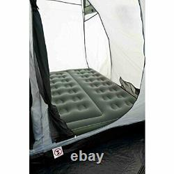 Coleman Tent Coastline 4 Deluxe, 4 Man Tent, 4 Person Tunnel Tent, Camping Tent