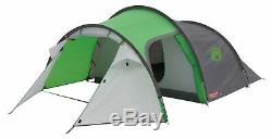 Coleman Tent Cortes 4, 4 man lightweight Dome tent, 4 person