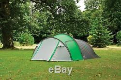 Coleman Tent Cortes 4, 4 man lightweight Dome tent, 4 person Family Camping T