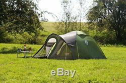 Coleman Tent Darwin 3+, Compact 3 Man Dome Tent, also Ideal for Camping in the