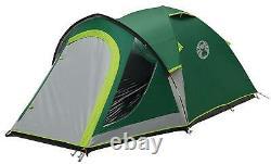 Coleman Tent Kobuk Valley Plus, 3/4 Man Tent Blackout Bedroom Technology, Camping
