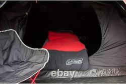 Coleman Tent The BlackOut 3, 3 man Festival Camping tent with BlackOut Bedroom