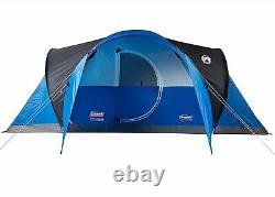 Coleman Tent for Camping Montana 8 Man Tent with Easy Setup for Outdoors