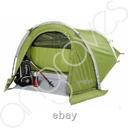 Columbus Discover Tempest 2 Man Tent Outdoors Camping 2000mm