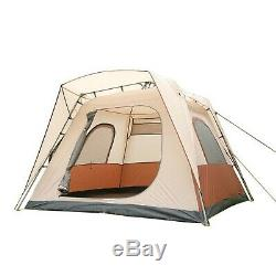 Contessa Camping Tent 5 to 8 man, Automatic Open and Close, waterproof, Doubl