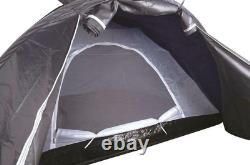 Dunlop 3 Man Person 210x220cm Outdoor Dome Camping Tent with Porch Waterproof