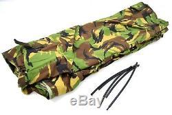 Dutch Army Hooped Bivvy Bag Goretex One Man Tent Camping Shelter RARE Bivi Bivy