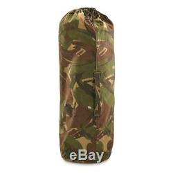 Dutch Military Surplus Special Forces 2 Man Camo Tent Camping Shelter Accessory