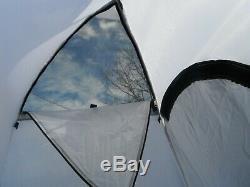 EARLY MODEL Eureka Mountain Pass XT Tent 2-Man 3-Season Camping Tyvek Footprint